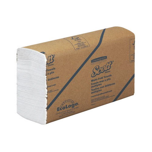 Полотенца Kimberly-Clark Scott MultiFold 250л/пач арт.3749